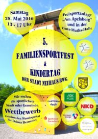2016-05 Familiensportfest Flyer